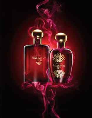 Avon   Mesmerize   Red  EDT  for     HER  ****    HIM