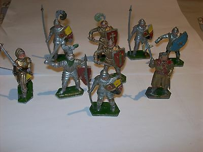 Lone Star Harvey Series   Knight Soliders King Arthur  Night Toy Soliders