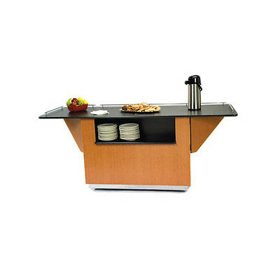 "Lakeside 6850 87-1/4""Wx32-1/2""Dx38""H Breakout Dining Station"