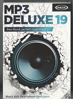 **MAGIX Software MP3 Deluxe 19**Download**Key**Multilingual**