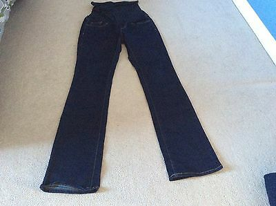 A pea in the pod maternity women's jeans XS