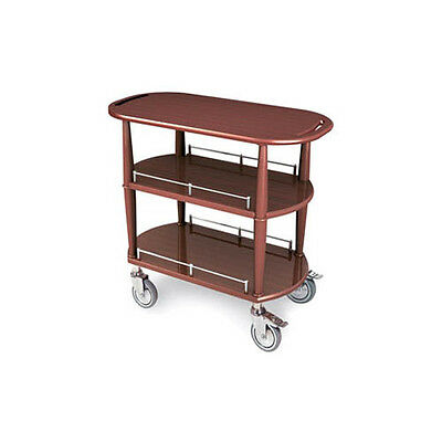 "Lakeside 70531 17-3/4""Dx35-1/2""Wx32-1/4""H Spice Serving Cart"