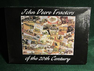 John Deere Puzzle TRACTORS OF THE 20TH CENTURY 500 Piece Jigsaw Puzzle