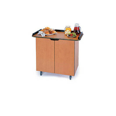 "Lakeside 67105 25-1/2""Dx45-1/2""Wx36-3/4""H Enclosed Service Cart"