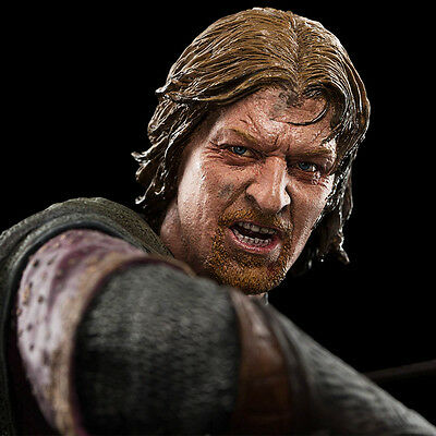 BOROMIR AT AMON HEN Limited Edition of 1000 THE WETA CAVE IN STOCK !!!