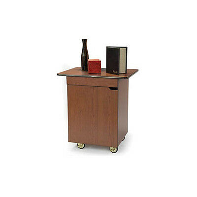 """Lakeside 66112 25-1/2""""Dx33-1/2""""Wx36-3/4""""H Enclosed Compact Service Cart"""