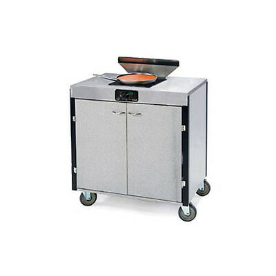 "Lakeside 2065 34""x22""x40-1/2""Creation Express Station Mobile Cooking Cart"