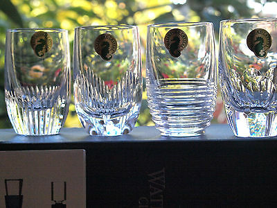 Waterford Crystal Mixology Shot Glass - Clear (Set of 4) Brand New in Box