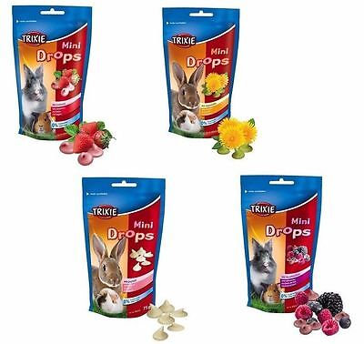 Pet Food Supplement Treat Snack for Rabbits Guinea Pigs Rat Hamsters - TRIXIE