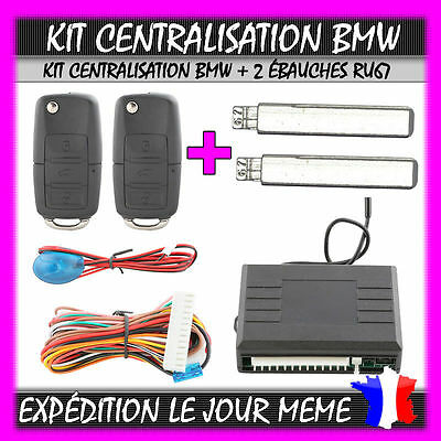 KIT CENTRALISATION BMW E36 Berline, coupé, Break, Cabriolet