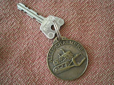 Vintage ALLIS-CHALMERS WATEROUS EQUIPMENT LIMITED KEY FOB