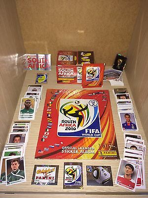 Panini South Africa 2010 Football Album Vide + Set Complet Neuf 640 Stickers