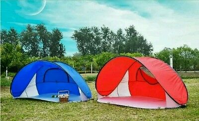 Automatic Pop-out Outdoor Beach Camping Shooting Hiking Tent UV Shelther