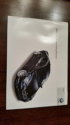 2007 BMW Dealer Brochure Advertising for 3 5 6 7 Series Z4 X5 X3 M Product Line