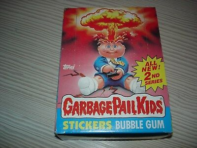 2011 Garbage Pail Kids Adam Bomb FlashBack Topps.com Official Collectors Binder
