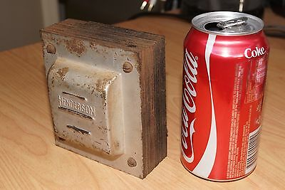 Henderson Power Transformer for Valve Amp - PSU - 385-CT-385 / 2.5V / 5V