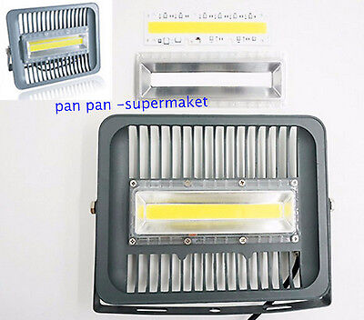 LED 150W Flood Spotlight 30W 50W 100W 220V LED Reflector Spot light COB Integrat