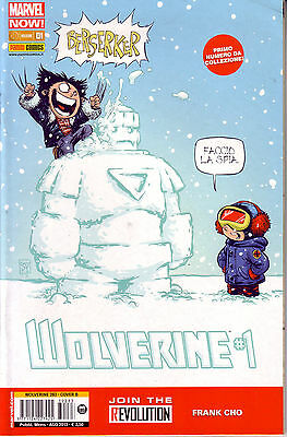 Wolverine 283 cover B
