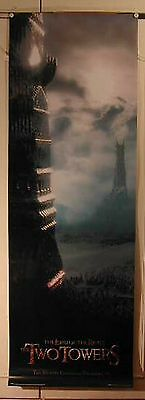 Lord of the rings - 53x160cm - AFFICHE / POSTER VINTAGE RARE envoi roulé