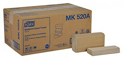 Tork Universal MK520A Multifold Paper Hand Towel, 1-Ply , 9.5 Width X 9.13 Of