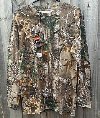 Realtree Xtra Camo Hunting Shirt Long Sleeve - XL