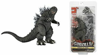 Godzilla 2001 Version Head to Tail Actionfigur 30cm
