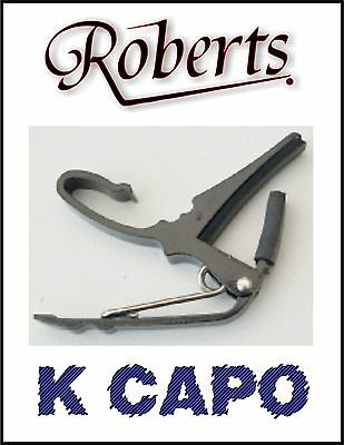 ROBERTS Guitar Capo x 10 for Resale - NEW BULK DISCOUNTS