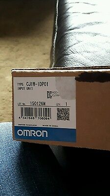 Omron Input Unit Cj1W-Idp01 New 180 Day Warranty.