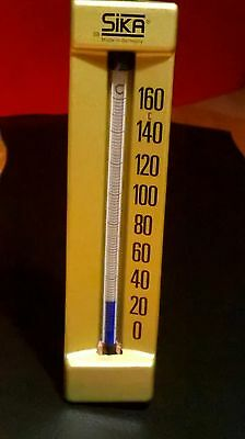 SIKA Thermometer 0-160°C mit 80 mm Fühler
