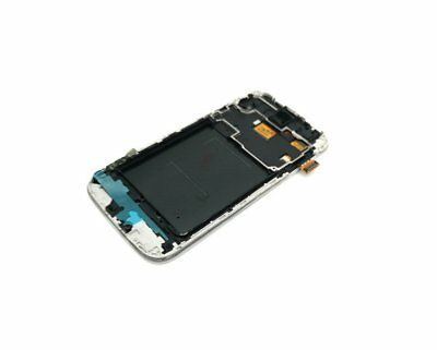 Full lcd display touch screen with Frame For Samsung Galaxy S4 i9500 GT-i9500