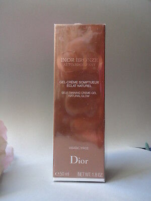 DIOR BRONZE AUTO-BRONZANT NATURAL GLOW FACE 50ml SEALED BOX EARLY BETTER FORMULA