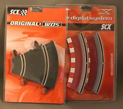 scx inner curve track & borders and barriers u02011x200