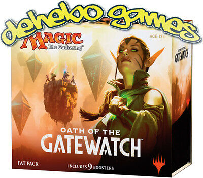 Oath of the Gatewatch - Fat Pack - New & Sealed - Magic The Gathering