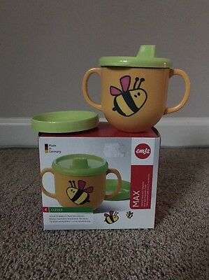emsa Clever Bee Sippy Cup