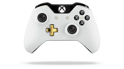 NEW Xbox One Special Edition Lunar White Controller w/ 3.5mm Jack *NEW & SEALED*