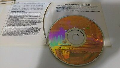 Cd Microsoft Office One Note 2003