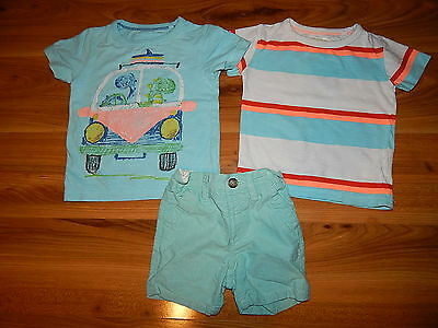 NEXT boys playwera summer outfit bundle 12-18 months *I'll combine postage