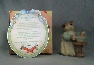 Enesco My Blushing Bunnies A Mom Like You Is A Blessing Come True 156981