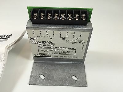 New  Cerberus Pyrotronics Tri-B6D Addressable Interface Module Mxl Mxlv Mxl-Iq