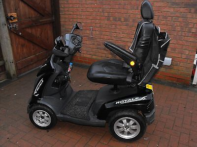 heartway royale 4 mobility scooter