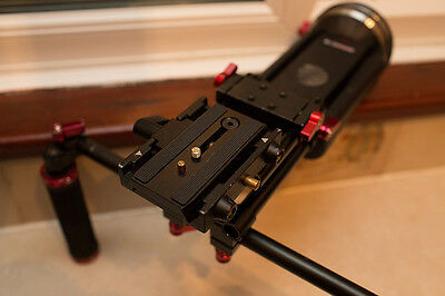 Zacuto Rig for DSLR filmakers BARGAIN !!!