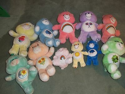 Care Bears Soft Toys  Job Lot