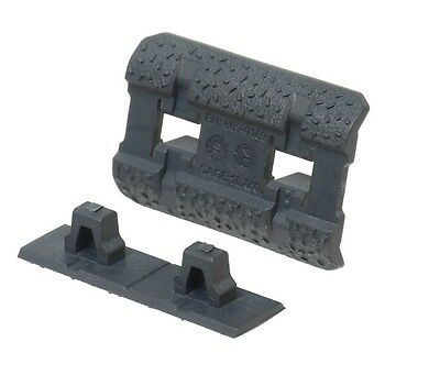 Magpul Flat Rail Cover Panel for M-LOK MLOK MAG603-GRY STEALTH GRAY - 6PK Type 2