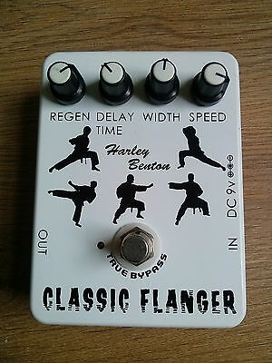 Classic Flanger Guitar Effect Pedal - copy of ibanez fl-9, True Bypass