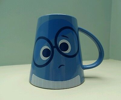 New Disney Store Exclusive Inside Out Sadness Mug Pixar Ceramic Cup