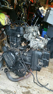 1986 Honda VFR750 F-G Engine - Used