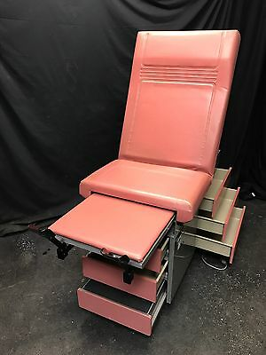 Ritter 104 Medical Exam Table Good Condition