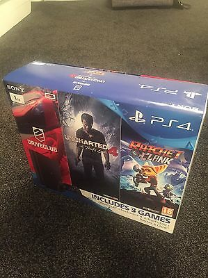 ps4 box only
