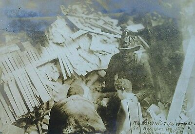 Iconic 1906 disaster picture