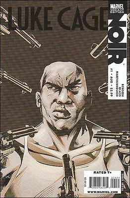 Luke Cage Noir     #1 to 4 Complete   NM- to NM/M